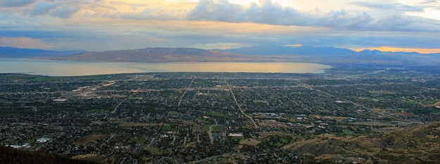 Provo (Aerial View)
