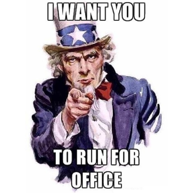 Uncle Sam Recruiting